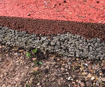 透水混凝土样块做法「佳境生态」