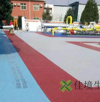 陕西榆林神木县天然气维强队训练基地