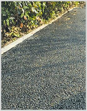 透水沥青路面系统